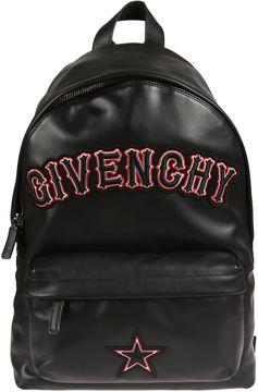 Givenchy Branded Backpack