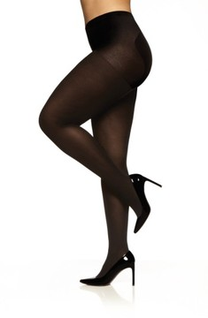 Berkshire Plus Size Women's Easy-On Tights