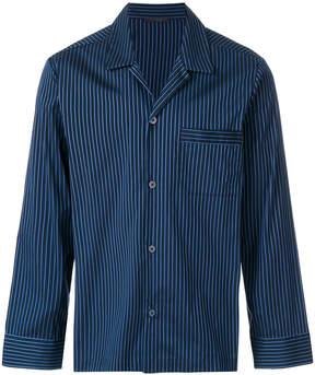 La Perla striped pyjama set