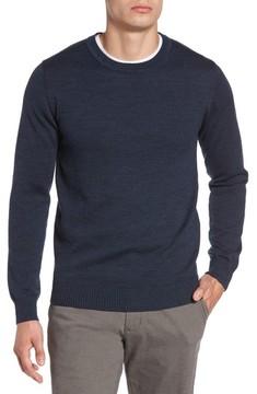 Rodd & Gunn Men's Bannockburn Melange Merino Wool Sweater