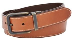 Fossil Men's Fitz Reversible Leather Belt