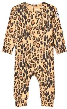 Mini Rodini Leopard Print Jumpsuit