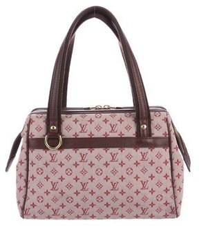 Louis Vuitton Mini Lin Josephine PM - RED - STYLE