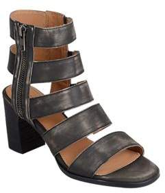 Corso Como Elise Block Heel Caged Sandal