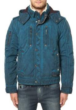 Buffalo David Bitton Jamane Cotton Hooded Jacket