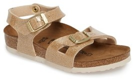 Birkenstock Toddler Girl's 'Rio' Sandal