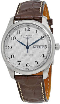 Longines Master Collection Silver Dial Men's Watch