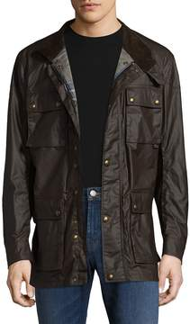 Belstaff Men's Roadmaster Cotton Jacket
