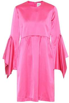 Edit Satin dress