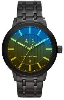 Armani Exchange Maddox Stainless Steel Bracelet Watch