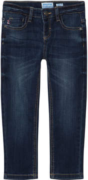 Mayoral Blue Dark Wash Skinny Jeans
