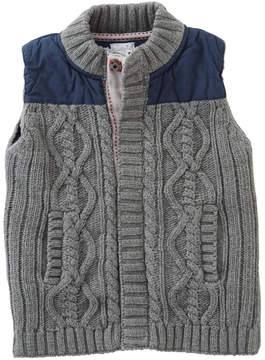 Mud Pie Knit Sweater Vest