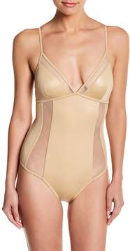 Ach'e A Che' Reese Mesh One-Piece Swimsuit