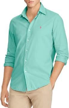 Polo Ralph Lauren Slim Fit Twill Sport Shirt