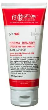 C.o. Bigelow Derma Remedy Body Lotion