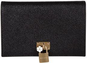 Dolce & Gabbana Padlock Card Holder - MULTI - STYLE