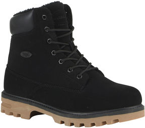 Lugz Empire Mens Fleece Water-Resistant Lace-Up Boots