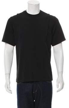 Public School Short Sleeve Textured T-Shirt