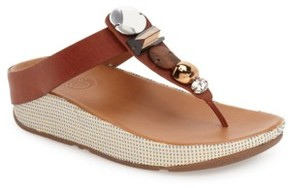 FitFlop Women's Jewely Flip Flop