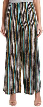 Alythea Crepe Stripe Pant
