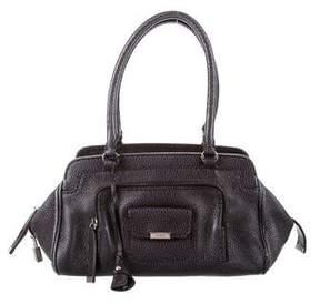 Tod's Embossed Shoulder Bag