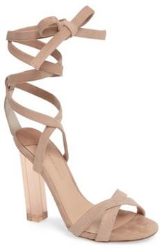 Tony Bianco Women's Komma Translucent Heel Sandal
