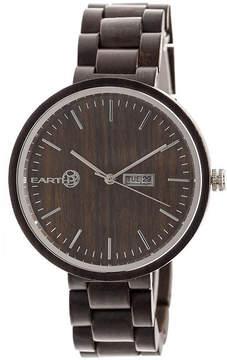 Earth Wood Unisex Brown Bracelet Watch-Ethew5402