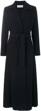 Barena belted long coat