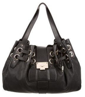 Jimmy Choo Leather Ramona Bag