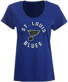 '47 Women's St. Louis Blues Club Script T-Shirt