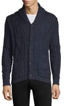 Polo Ralph Lauren Shawl-Collar Cotton Cardigan