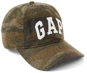 Gap Camo logo baseball hat