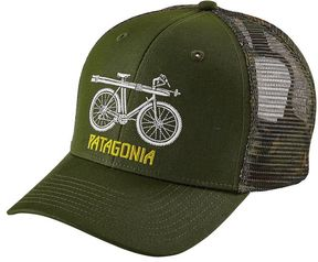 Patagonia Snow Cycle Trucker Hat