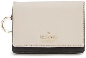 Kate Spade Cameron Street Collection Beca Trifold Wallet - TUSK/BLACK - STYLE