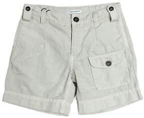 Dolce & Gabbana Cotton Canvas Shorts