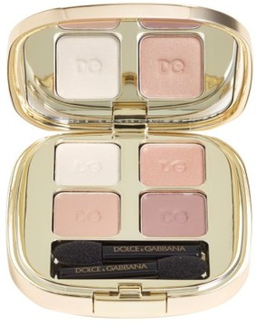 Dolce&gabbana Beauty Smooth Eye Color Quad - Tender 121
