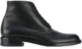 Saint Laurent lace-up Derby boots