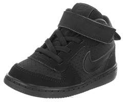 Nike Toddlers Court Borough Mid (tdv) Basketball Shoe.