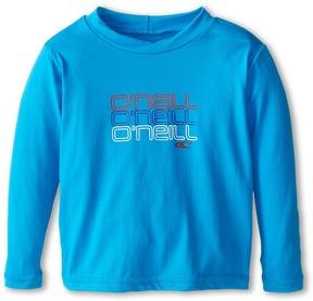 O'Neill Kids - Skins Long Sleeve Rash Tee Boy's T Shirt