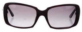 Cartier Gradient Rectangular Sunglasses