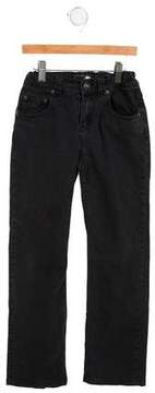 Little Marc Jacobs Boys' Mid-Rise Straight-Leg Jeans