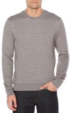 Original Penguin Men's Quilted Sweater