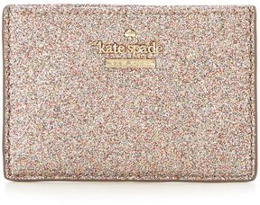 Kate Spade Burgess Court Glitter Card Holder - MULTI - STYLE