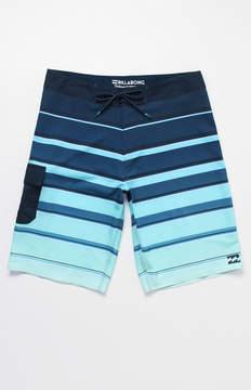 Billabong All Day X Stripe 21 Boardshorts