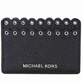 Michael Kors Money Pieces Card Holder- Black - ONE COLOR - STYLE