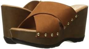 Callisto of California Cinamon Women's Shoes