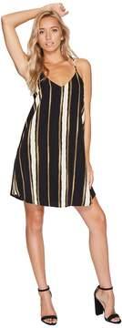 Bishop + Young V-Neck Shift Dress Women's Dress
