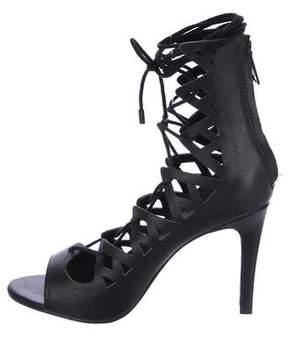 Joie Quinn Lace-Up Sandals