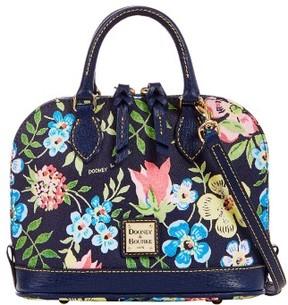 Dooney & Bourke Flowers Bitsy Bag - MIDNIGHT BLUE - STYLE