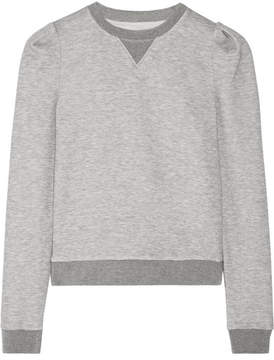ADAM by Adam Lippes Stretch-jersey Sweatshirt - Light gray